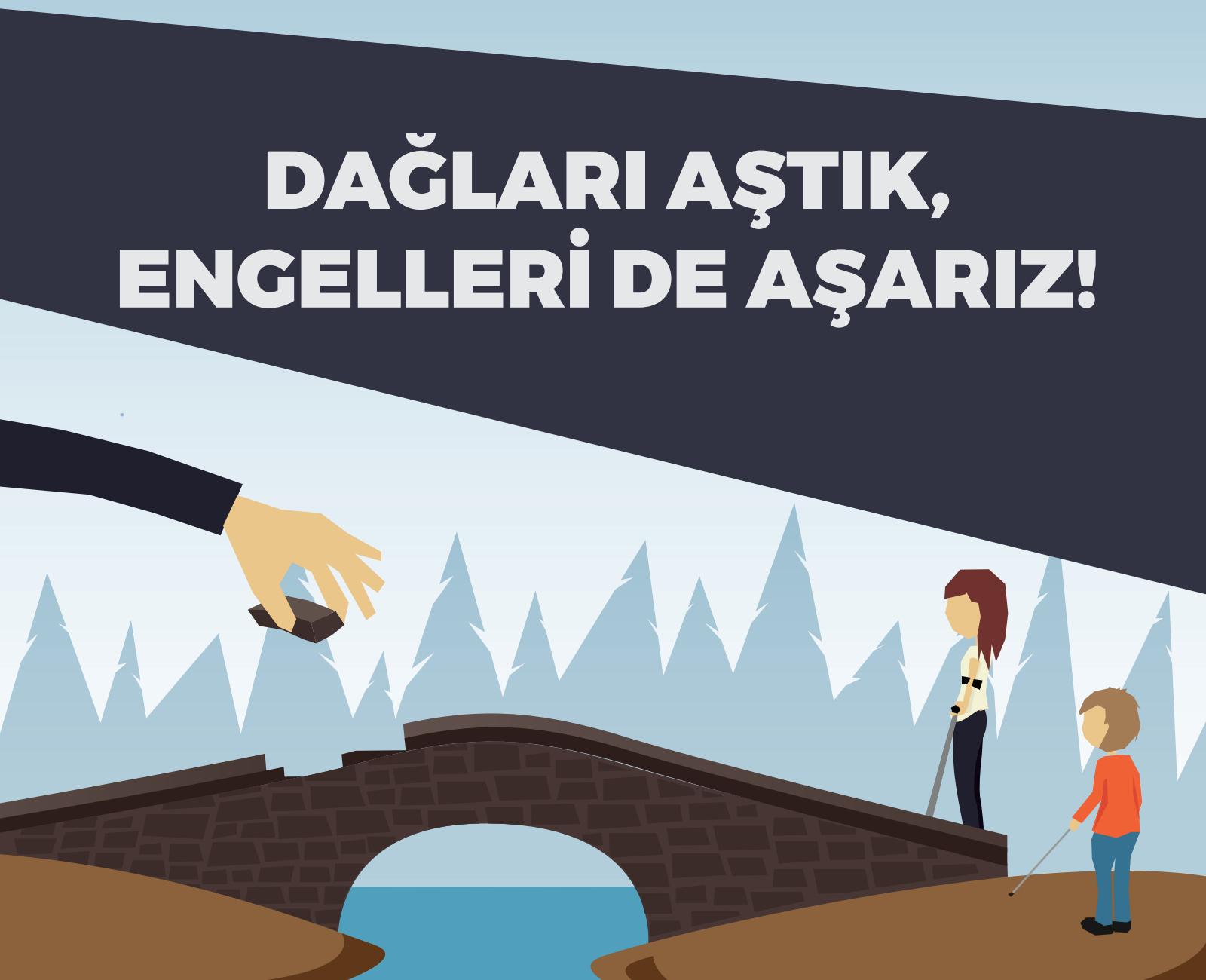 """KARADENİZ BÖLGESİ BİLGİ NOTU ÇIKTI! """"DAĞLARI AŞTIK, ENGELLERİ DE AŞARIZ!"""